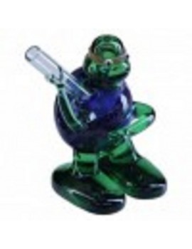 Smokers Glass Handpipe Turtle