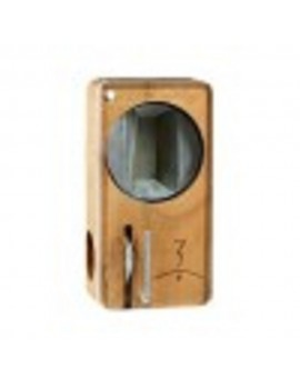 Magic Flight Launch Box Vaporizer - Maple Wood
