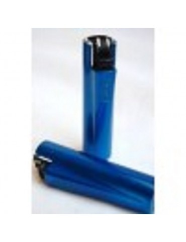 Blue Metal Sleeve And Mini Clipper