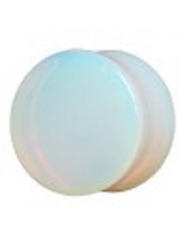 Moon Stone Double flared Stone Plug