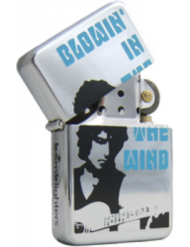 Bob Dylan Bomb Lighter