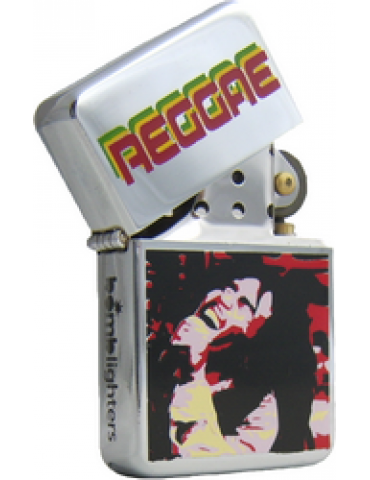 Bob Marley Reggae Bomb Lighter