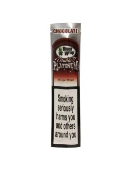 Double Platinum Blunts Chocolate