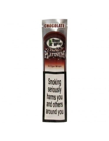 Double Platinum Blunts Chocolate