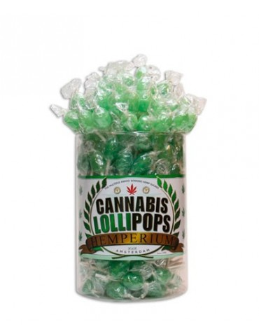 Hemp Lollipops