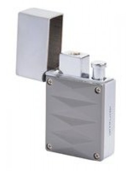 Silver Match Lighter - High Attitude Tetra