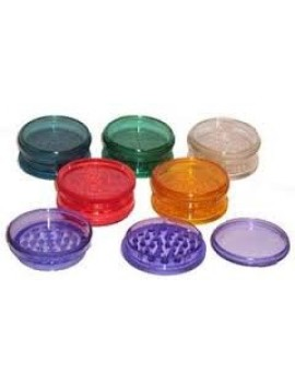 Weed World Grinders (Assorted Colours)