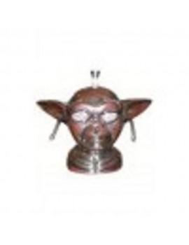 Ceramic Bong - Alien Head