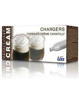 Cream Chargers Liss 24 x 8g