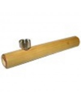 Bamboo Shotgun Pipe 15cm