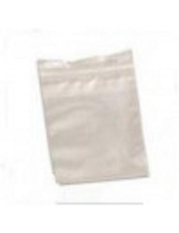 Clear Zippy Bags x100