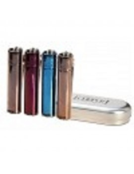 Clipper Solid Metal Icy Colours