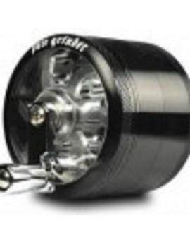 Headchef Blitzer Grinder - 63mm - Black and Silver