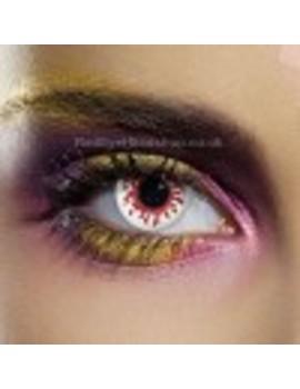 Blood Splat Contact Lenses