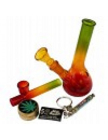 Bob Marley Bong Gift Set