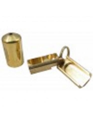 Piece Pipe - Brass