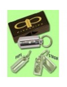Piece Pipe - Silver