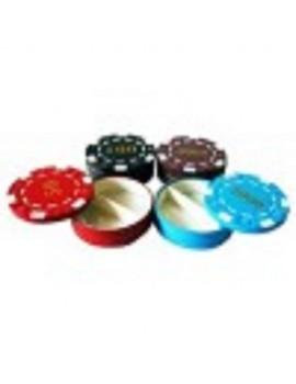 Poker Chip Pill Box & Stash