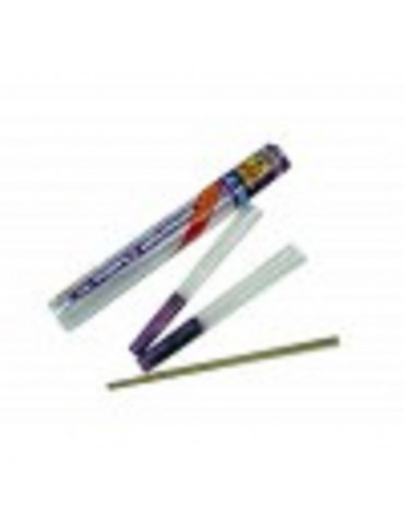 Cyclones Pre-Rolled Clear Cigar Tube - Clear Purple (Unknown)