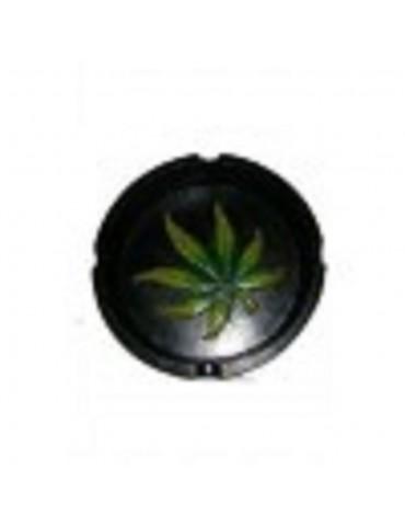 Resin Leaf Ashtray