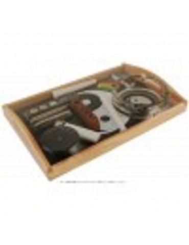 Rolling Tray Gift Set - Yin-Yang