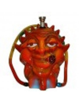 Ceramic Bong - Blazed Sun