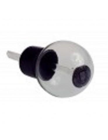 Basil Bush Handheld Glass Vaporizer